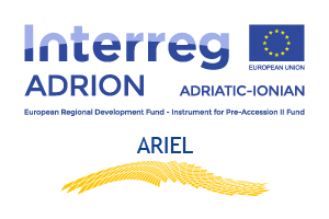 Promoting small scale fisheries and aquaculture transnational networking in Adriatic-Ionian macroregion Logo
